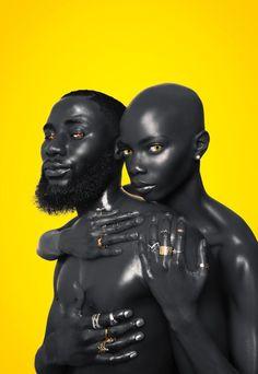 black women models names Black Love Art, Black Girl Art, My Black Is Beautiful, Black Girl Magic, African Beauty, African Art, Art Afro, Black Couples, Black Girls