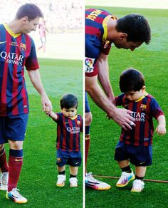 """forever-neymarjr: """" Thiago Messi is the cutest child on the planet The end. Lionel Messi Family, Shakira, Lional Messi, Cute Kids, Adorable Babies, Lionel Messi Wallpapers, Argentina National Team, Uefa Champions League, Soccer Players"""