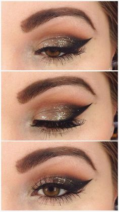 Best Eye Makeup Looks for Brown