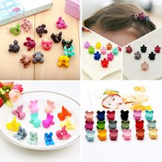 $1.30 (Buy here: https://alitems.com/g/1e8d114494ebda23ff8b16525dc3e8/?i=5&ulp=https%3A%2F%2Fwww.aliexpress.com%2Fitem%2FShapu-10pcs-Children-small-plastic-safety-catch-clip-girls-fashion-mini-animal-flowers-rabbit-candy-hairpin%2F32762452857.html ) korea 10pcsChildren's Spring and summer animal flowers cute hair clips for girls baby hair accessories kids headwear hairpin for just $1.30
