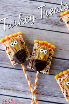 These Turkey Treats