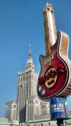 Try to visit Warsaw. Cool views, city and places!!