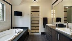 Discover Your Style Life Pictures, New Construction, Discover Yourself, Corner Bathtub, Your Space, Master Bathroom, Kitchen Remodel, Countertops, Life Is Good