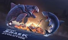 Hungry Shark Evolution Hack And Cheats