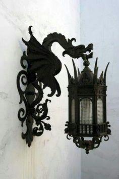 Dragon lantern- totally freakin awesome!