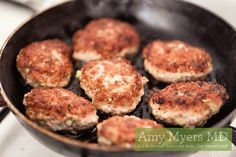 Sweet Potato Meatballs