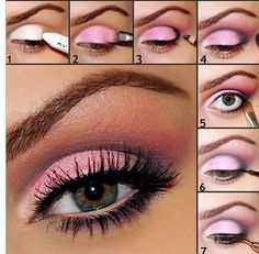 How To Do Perfect Eyeshadow
