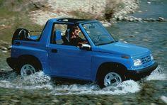 Geo+Tracker+Top | Used 1992 Geo Tracker SUV
