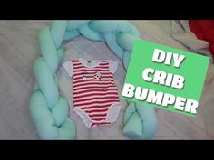 DIY BRAIDED CRIB BUMPER | Philippines - YouTube