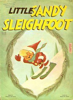 Philip Crane - Little Sandy Sleighfoot (1957)