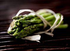 Grønne asparges med appelsinsmør Norwegian Wood, Fit, Green Beans, Cabbage, Vegetables, Norway, Salads, Roast, Health