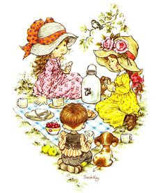 Осень. Иллюстрации Sarah Kay, Австралия. Обсуждение на LiveInternet - Российский Сервис Онлайн-Дневников