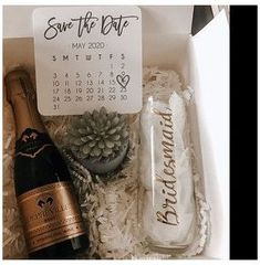 Bridesmaid Proposal Calendar, Bridesmaid Save the Date, Bridesmaid Calendar, Save the Date - (FPS00C3) #bridesmaid #proposal #box #beach #bridesmaidproposalboxbeach ***We are still open and shipping out orders within our normal turnaround time. Please note that we have noticed delays with the postal service and packages are taking longer to arrive than usual.*** ::::::::::PRODUCT DETAILS:::::::::: This calendar will be the perfect addition to your bridesmaid proposal box! This listing is for… Bridesmaid Gift Boxes, Bridesmaid Proposal Gifts, Wedding Gifts For Bridesmaids, Bridesmaids And Groomsmen, Gifts For Wedding Party, Our Wedding, Will You Be My Bridesmaid Gifts, Groomsmen Proposal, Dream Wedding