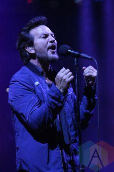 Eddie Vedder of Pearl Jam. (Photo: Curtis Sindrey/Aesthetic Magazine Toronto)