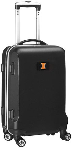 Denco Sports Luggage Illinois Fighting Illini 19 1/2-in. Hardside Spinner Carry-On