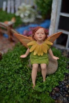Cicely Mary Barker Flower Fairy Marigold.  $17.99 Fairy