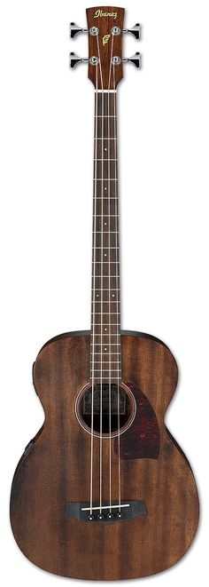 IBANEZ PCBE12MH Acoustic Bass Open Pore Natural Ibanez Acoustic Guitar, Double Bass, Vintage Music, Music Stuff, Musical Instruments, Case Company, Bass Guitars, Colorado, Natural