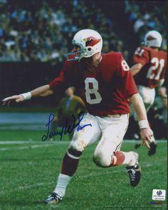 Larry Wilson, the original St. Louis Cardinal