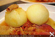 Thüringer Klöße #lunch