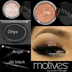 Get the Look with Motives #hellofritzie  http://motives.marketamerica.com/cashback24