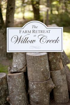 The Farm Retreat at Willow Creek/Central Virginia - some nice spots on their property & packages around 1k
