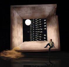 When We Are Rich. Nuffield Theatre. Scenic design by Robin Don.                                                                                                                                                                                 More