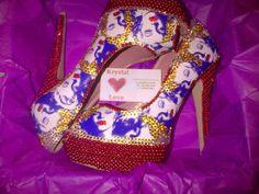 marilyn monroe inspired heels