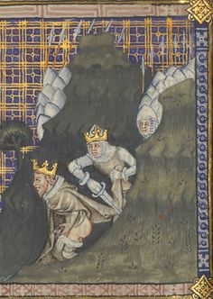 Medieval Life, Medieval Art, Renaissance Art, Medieval Manuscript, Illuminated Manuscript, High Middle Ages, Culture Art, Serpentina, Medieval Paintings