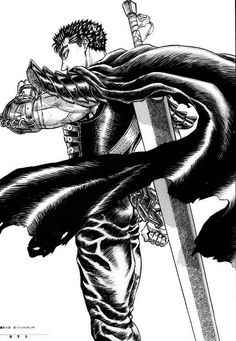 I am feeling this void in my life right now. Need more Berserk!