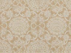 Marquesas in Sand from Brunschwig & Fils | @Kravet #fabric #linen #neutral