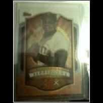 2012 Topps Refractor Willie Mays