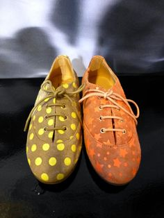 Stamped suede lace ups for kids from Sofie Schnoor at CIFF Kids for spring 2015