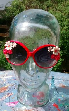 Flower sunnies £18