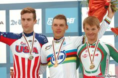 2012 road-cycling-world-championships photos stage Individual time trial podium