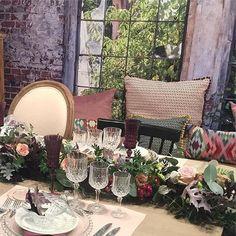 Mesas de otoño que nos hacen soñar y disfrutar... Como esta preparada por @alquilerhosteleriabarcelona y que tanto nos ha gustado en nuestra visita de hoy a MiBoda . Os lo contamos todo por IG Stories y no olvidéis que mañana todavía estáis a tiempo de ir! #miboda2016 #mesasdeotoño #mesasboda #feriabodas #boda #bodas #wedding #casamento #casament #weddinginspiration #decoboda #decoracionboda #unabodaoriginal #blogdebodas