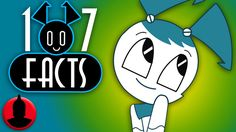 107 My Life as a Teenage Robot Facts YOU Should Know! (Tooned Up #237) | ChannelFrederator - YouTube