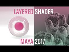 Layered Shader in Maya 2017 | Fresnel Effect with aiStandard Arnold Material - YouTube