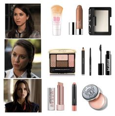 Spencer Hastings inspired make-up - pll / pretty little liars by shadyannon on Polyvore featuring Guerlain, NARS Cosmetics, Clinique, Stila, Maybelline, Ardency Inn, MAC Cosmetics, Estée Lauder and Bobbi Brown Cosmetics