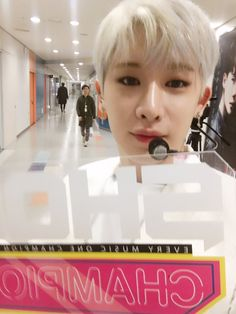 """170329 showchampion1 Twitter Update """