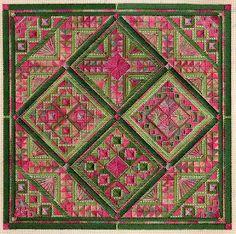 """""""Jewel Box"""" design by Laura J. Perin"""