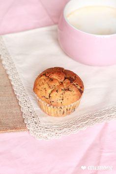 muffin con ricotta cioccolato e latticello