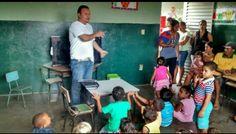 PORTAL DE ITACARAMBI: NASF de Itacarambi realiza o Programa Saúde na Esc...