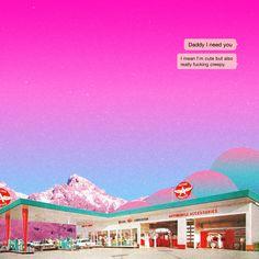 꽃님님의 꿈의 도시 - 그래픽 디자인, 디지털 아트