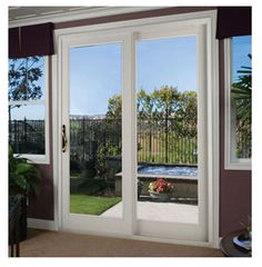 French door 10 foot multi pane sliding glass door like this 8 sliding exterior french doors google search planetlyrics Gallery
