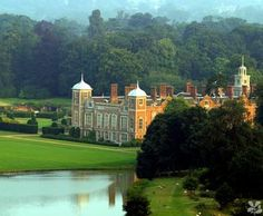 Blickling Hall and Gardens,  Norfolk