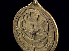 Many 11th-century mosques employed their own muwaqqit or astronomer-timekeeper who was responsible for using an astrolabe like this one to determine the essential prayer times and directions.