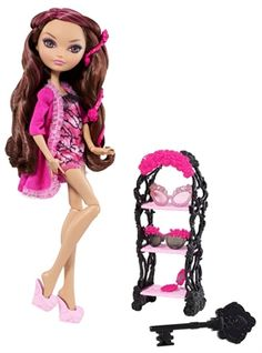 Getting Fairest Briar Beauty Doll - Shop Ever After High Fashion Dolls, Playsets & Toys Ever After High, Triste Disney, Mattel Shop, Ever After Dolls, Raven Queen, Monster High Dolls, Doll Accessories, Barbie Dolls, Doll Toys