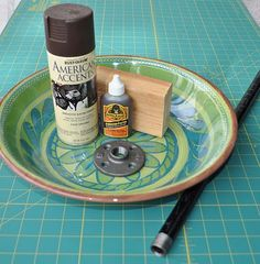 Darning Diva: DIY Bird Bath