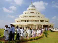 Bangalore India, Art Of Living, Pisa, Tower, Spaces, Building, Creative, Travel, Temples
