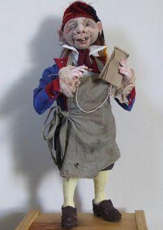 "*NEW* CLOTH ART DOLL (E-PATTERN) ""THE INNKEEPER"" BY SHARON MITCHELL   eBay"